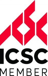 Logo International Council of Shopping Centers Member