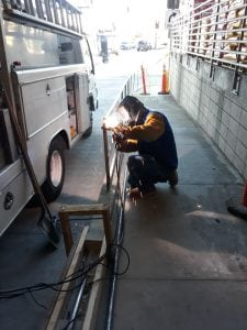 Commercial Property Welding and Repair Service | Royal Oak Property Services